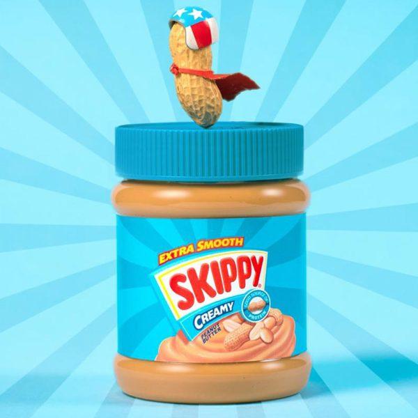 Pasta de Amendoim Skippy